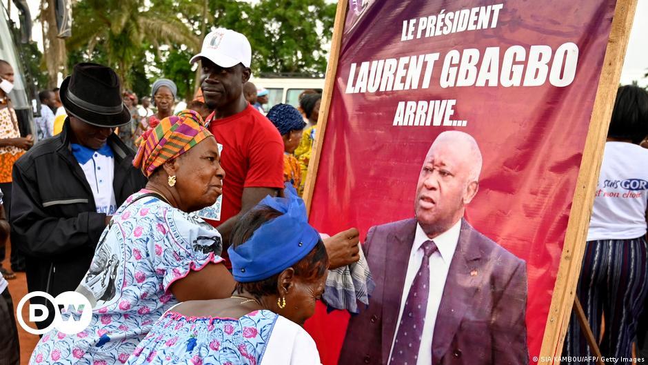 Le retour de Gbagbo fait des mécontents et des heureux