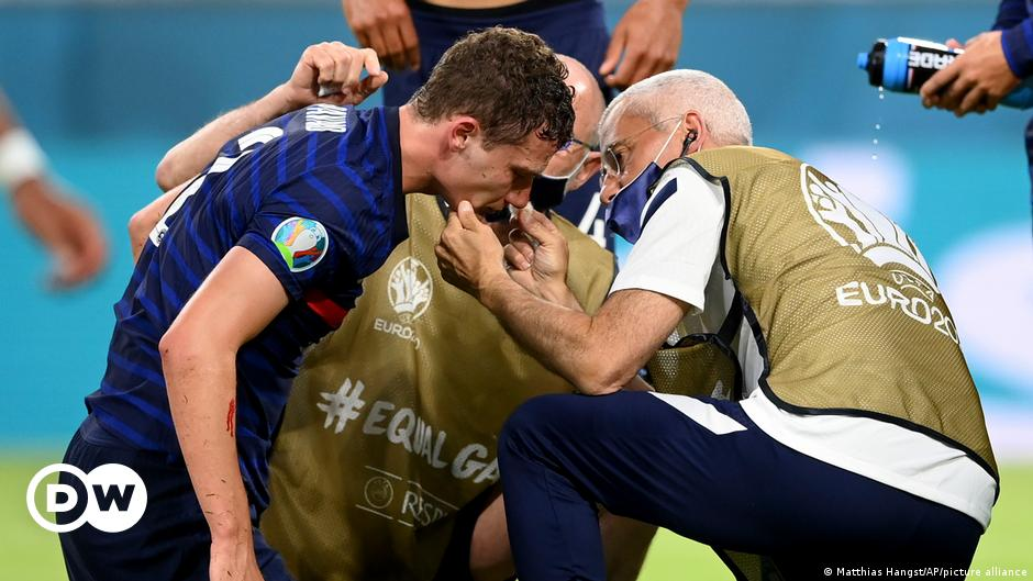 EURO 2020: UEFA concussion protocol under question after 'sickening' Pavard incident