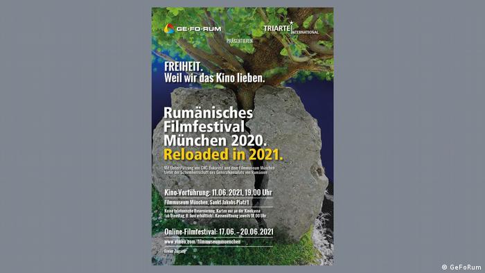 Festivalul Filmului Românesc de la München