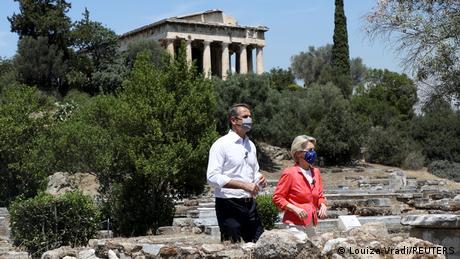 Ο γύρος της Ευρώπης για το Ταμείο Ανάκαμψης