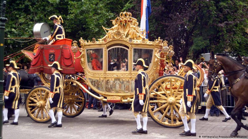Golden Coach of Dutch Royal Family