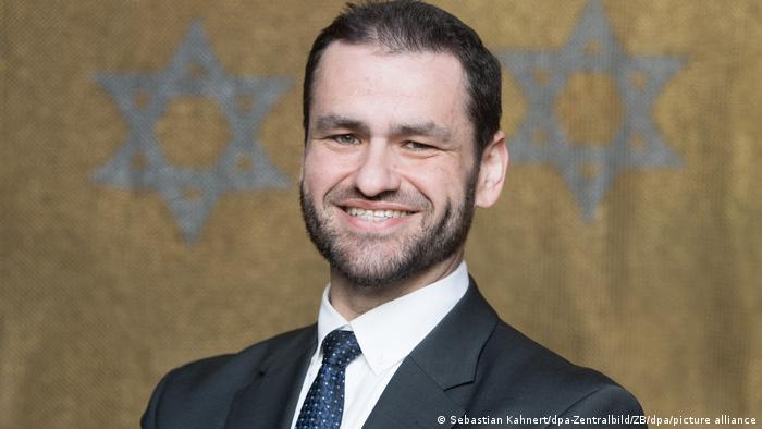 Ortodoksyjny rabin Zsolt Balla został pierwszym rabinem polowym Bundeswehry