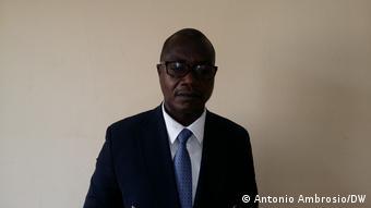 Manuel Filipe | Gesundheitsleiter in Bengo, Angola