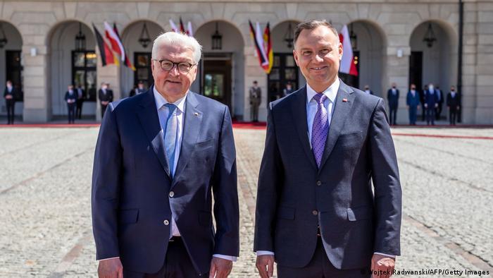 Bundespräsident Steinmeier in Polen