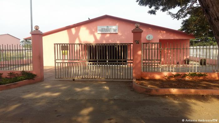 Angola | Blut Bank in Bengo