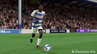 DW Sendung Shift | FIFA21 Videospiel
