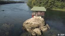 DW Fokus l Drina, Serbien