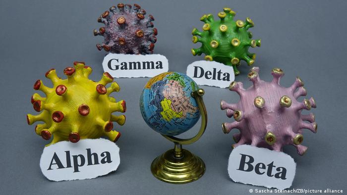 Variante Delta del COVID-19: ¿un peligro para América Latina? | Coronavirus  | DW | 21.06.2021