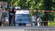 Deutschland Espelkamp | Zwei Tote nach Schüssen in Espelkamp