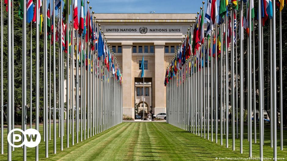 UN-Geberkonferenz in Genf zu Afghanistan | Aktuell Welt | DW | 13.09.2021