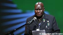 Kenneth Kaunda | ehemaliger Präsident Sambias