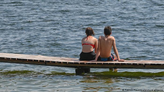 Deutschland Wetter l Sommer in Brandenburg NEU