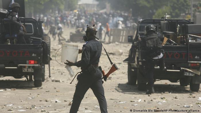 Des heurts ont eu lieu à Abidjan entre militants pro-Gbagbo et forces de l'ordre.