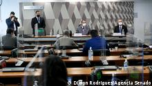 Brasilien l Ermittlungsausschusses des Brasiliens Senats - CPI da Pandemia
