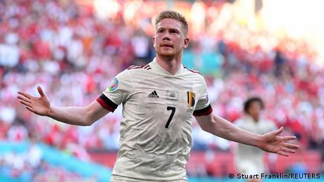 Euro 2020: De Bruyne and Lukaku magic elevates Belgium as Denmark honor Eriksen