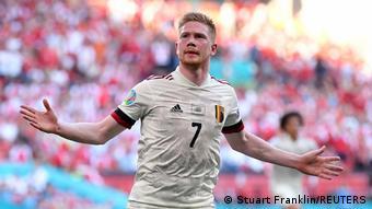 Euro 2020 - Gruppe B - Dänemark v Belgien