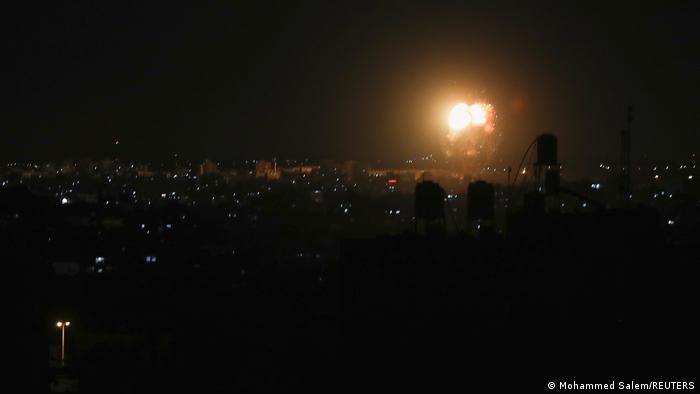 Після авіаудару Ізраїлю по цілях ХАМАС