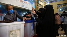 Die Präsidentschaftswahlen im Iran haben begonnen
