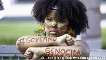 Brasilien | Protest der indigenen Bevölkerung