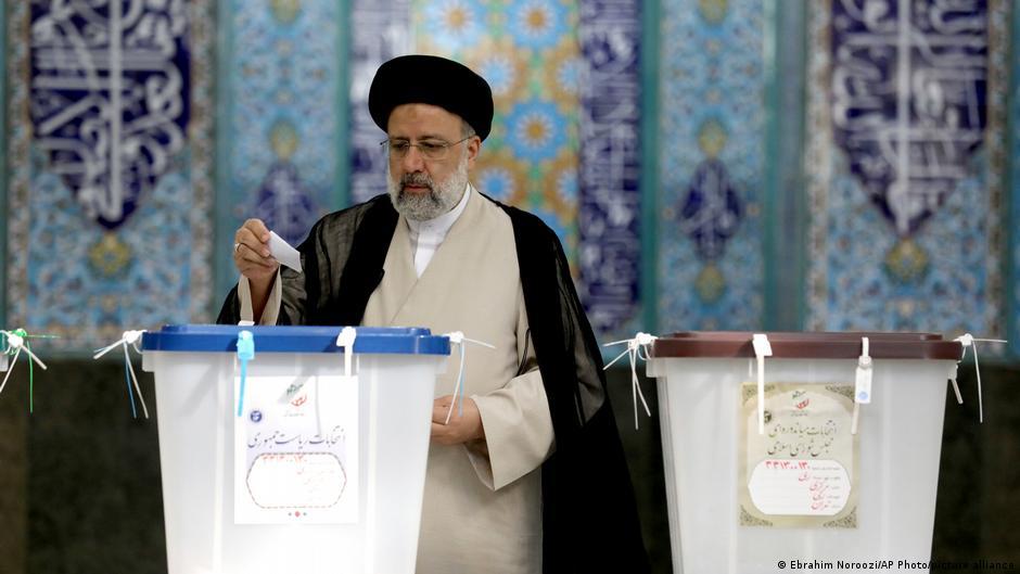 [新聞] 伊朗總統大選:保守鷹派將勝出