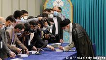Weltspiegel 18.06.2021 Iran Wahlen