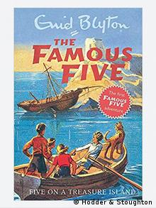 Cover of Enid Blyton's Famous Five book