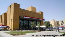 US Embassy in Kabul on July 4th 2010 Foto: USAID Afghanistan Quelle: https://commons.wikimedia.org/wiki/File:US_Embassy_in_Kabul_on_July_4th_2010.jpg#mw-jump-to-license