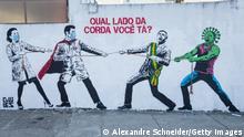 Bildergalerie 500.000 Corona-Tote in Brasilien