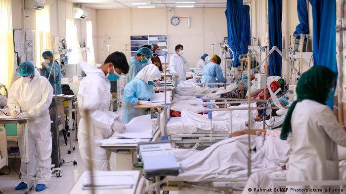 Afghanistan | Coronavirus | Hospital in Kabul