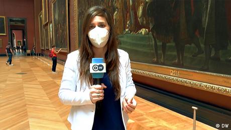 Videostill DW-Eigendreh Paris tries to boost tourism