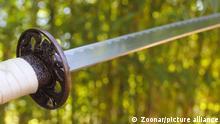 A Katana sword