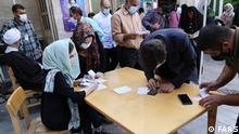 Iran Wahlen