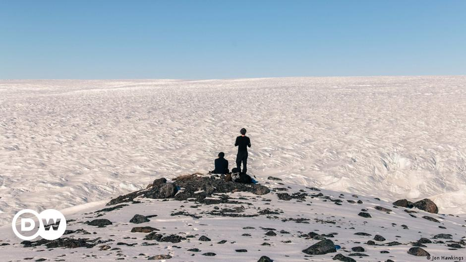 Large amounts of mercury discovered in Greenland's glaciers