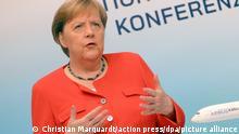 Deutschland Nationale Luftfahrtkonferenz 2021 | Angela Merkel