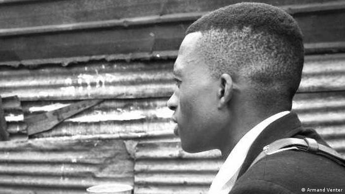 Mosambik Journalist und Filmproduzent Hélio Nguane
