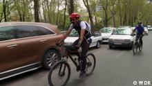 GLOD Iran Rad Radfahrer in Teheran