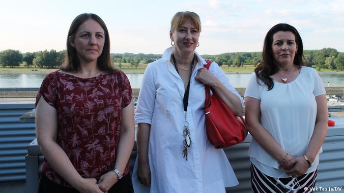 Kroatien Vorstellung eins Buches mit den alten Rezepten der Donauschwaben im Juli 2021 in Osijek