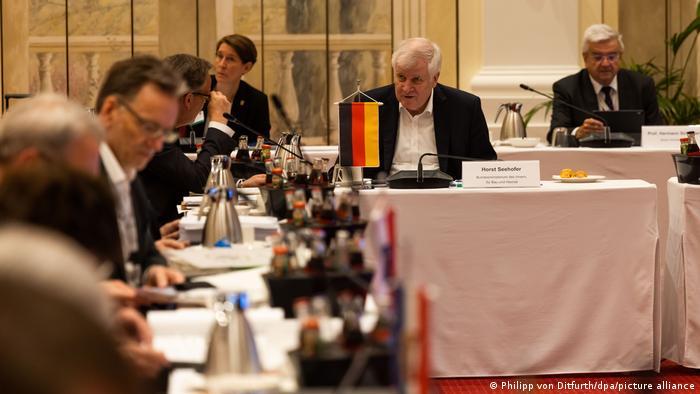 Innenministerkonferenz in Rust