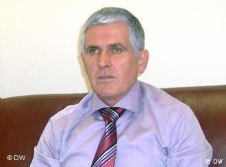 Бајрам Реџепи, министер за внатрешни работи на Косово