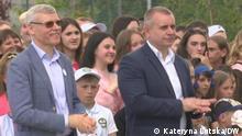 Juni 2021, Ukrainisches Dorf Radowel, Region Zhytomyr.