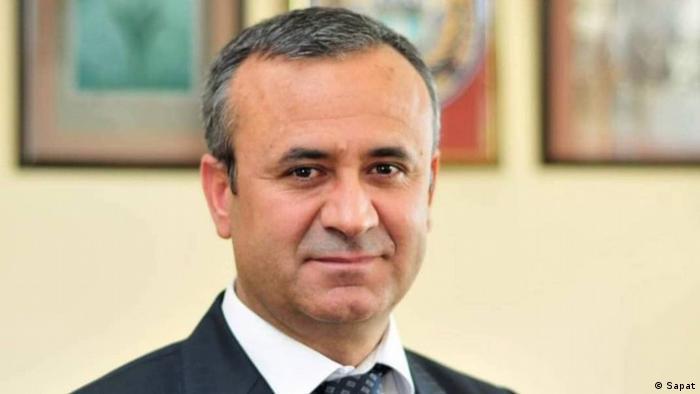Türkei Orhan Inandi