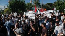 Türkei Beerdigung von Deniz Poyraz