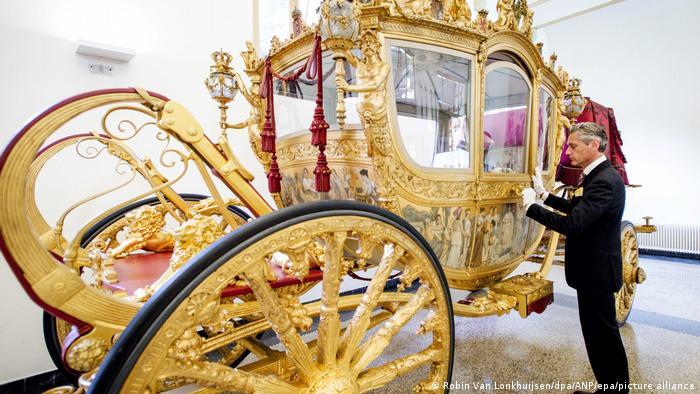 Χρυσή Άμαξα Ολλανδία