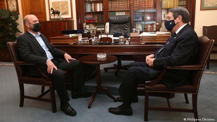 Κύπρος / Χρίστος Χρίστου / πρόεδρος Αναστασιάδης