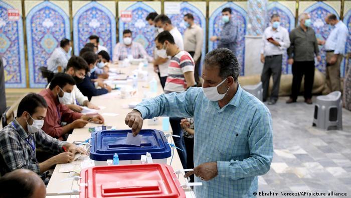 Izbori u Iranu