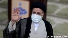 Iran Raisi gewinnt Präsidentschaftswahl