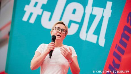 Bundesparteitag Die Linke | Rede Susanne Hennig-Wellsow