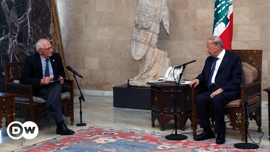 EU threatens to slap sanctions on Lebanon politicians