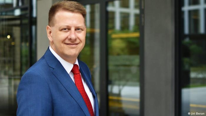 Czech politician Tomas Prouza