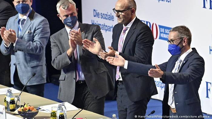 Österreich FPÖ-Außerordentlichen Bundesparteitag